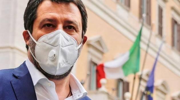 Oggi il voto in Senato sull'autorizzazione a procedere per Salvini