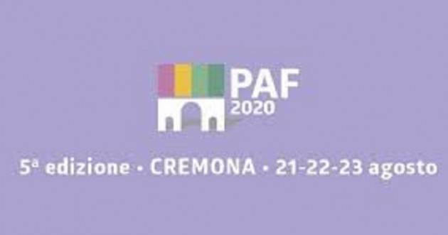 Cremona Gli ospiti del Porte Aperte Festival 2020, svelati i primi nomi 21, 22 e 23 agosto