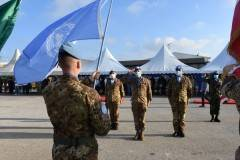 Missione in Libano UNIFIL: cambio al Sector West