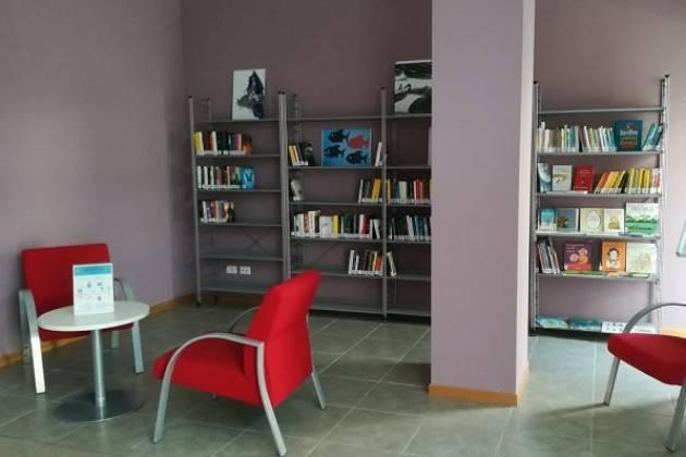 Piacenza Nuovi spazi e arredi per la biblioteca della Besurica