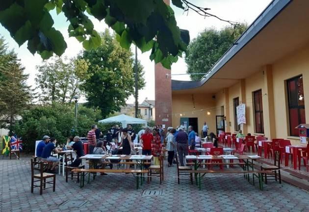 Cremona Sabato primo agosto ad Arci Persichello con i Diskanto 35 anni da temerari