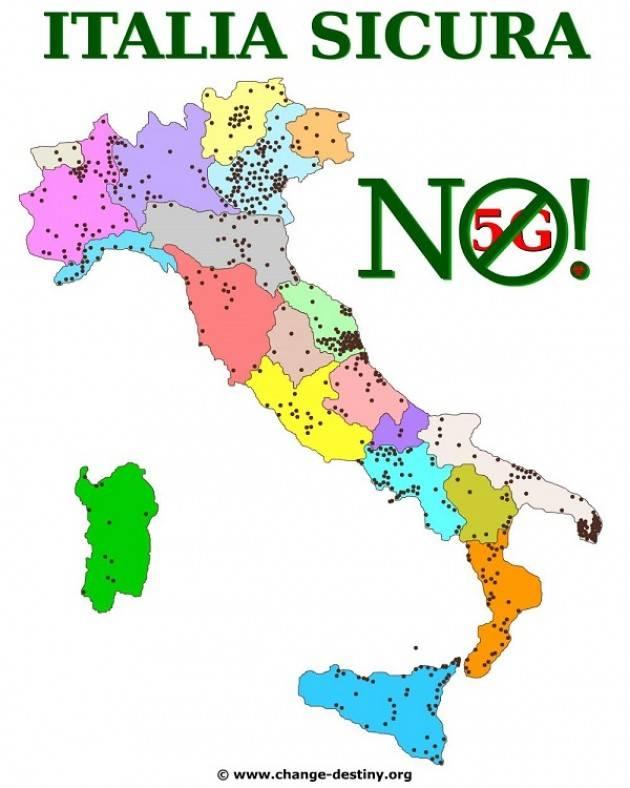 Tech L'avanzata della tecnologia 5G procede senza intoppi burocratici in tutta Italia e il Popolo non lo accetta!