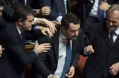 Salvini, leader scalcagnato a processo | Vincenzo Montuori (Cremona)