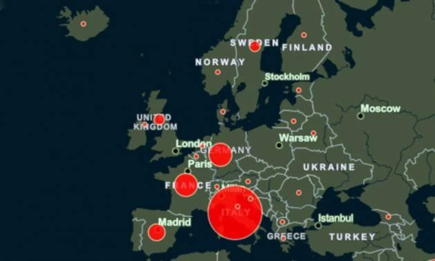 AISE CORONAVIRUS: UE CONTROLLI COMPLETI PER PROTEGGERE I CONSUMATORI