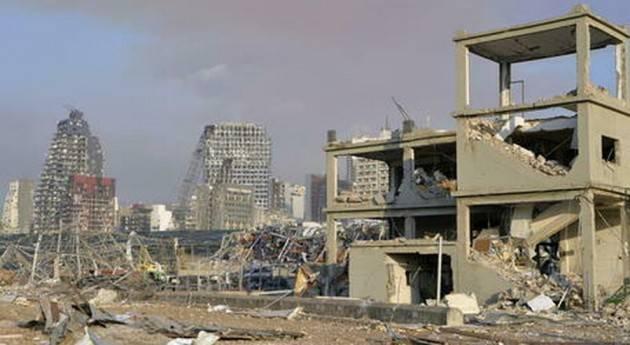 Beirut: un'italiana tra le vittime, 10 connazionali feriti lievemente