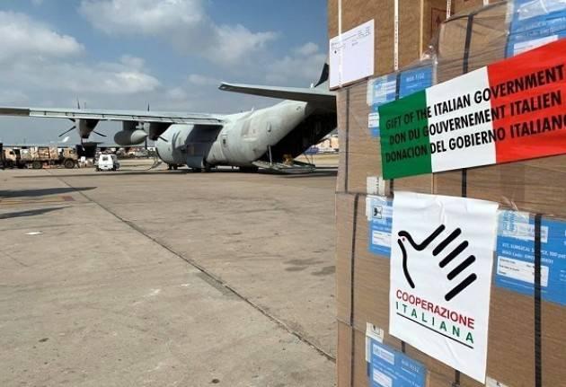 Libano, arrivati a Beirut primi due voli con aiuti italiani