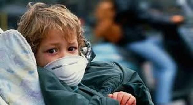 Anche i bambini piccoli possono trasmettere il coronavirus