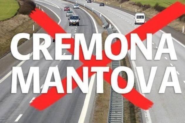 Autostrada Cremona-Mantova.  Degli Angeli (M5s) Parole, parole, parole
