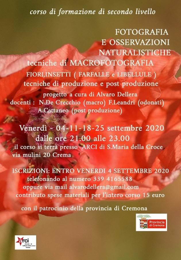 Arci di Santa Maria della Croce. Settembre 2020 a Crema secondo corso della 'POB'