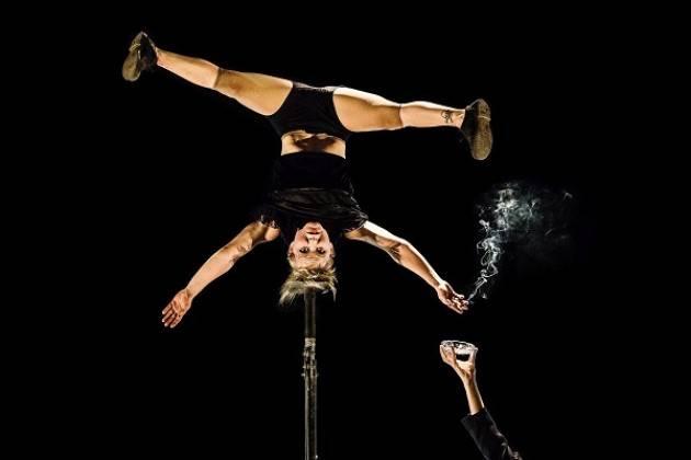 Dal 14 al 16 agosto alla Rocca di Lonato del Garda (BS) Side Kunst Cirque - 'Domoi'