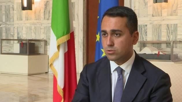 Furbetti del bonus, Di Maio: ''Non ci sono più scuse. È giusto che gli italiani conoscano i nomi e i cognomi''