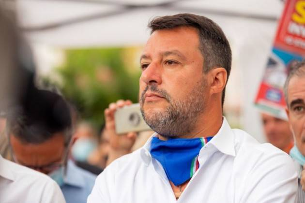 Salvini: ''Vaccino anti-Covid obbligatorio? No, libertà di scelta''