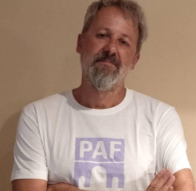 PAF2020 Marco Turati illustra il programma edizione #dopocovid del 21-22-23 agosto (Video G.C.Storti)