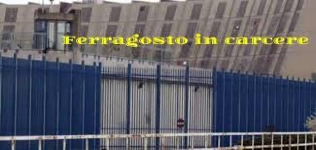FERRAGOSTO IN CARCERE   Carmelo Musumeci