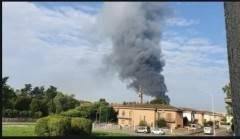 Arvedi Cremona Incendio torre/5 Dimostra  ancora una volta elevato rischio  impianto | Stati generali Ambiente e Salute
