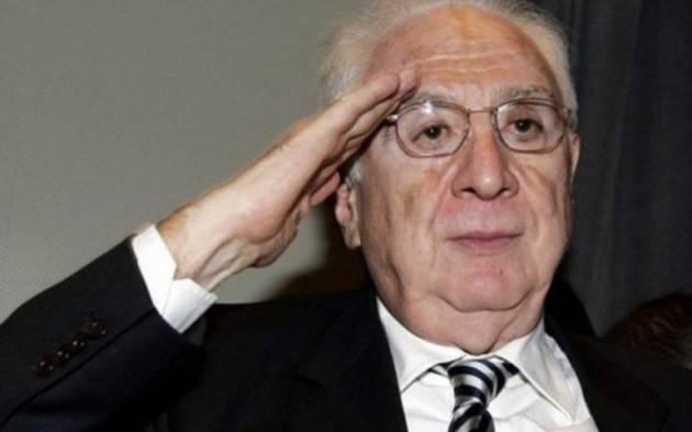 FUMMO CONTRARI ALL'ELEZIONE DI COSSIGA PRESIDENTE, MA LO VOTAMMO | Agostino Spataro