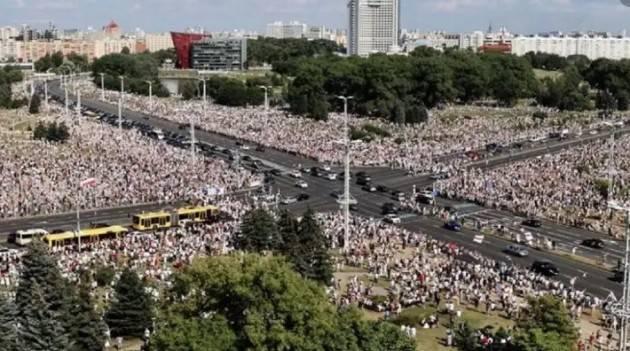 ON. MAMMI' (M5S): SOLIDARIETA' AL POPOLO BIELORUSSO VITTIMA DELLA DITTATURA