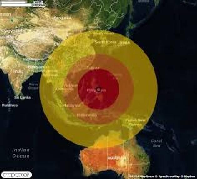Terremoto di magnitudo 6.6 nelle Filippine, un morto accertato finora