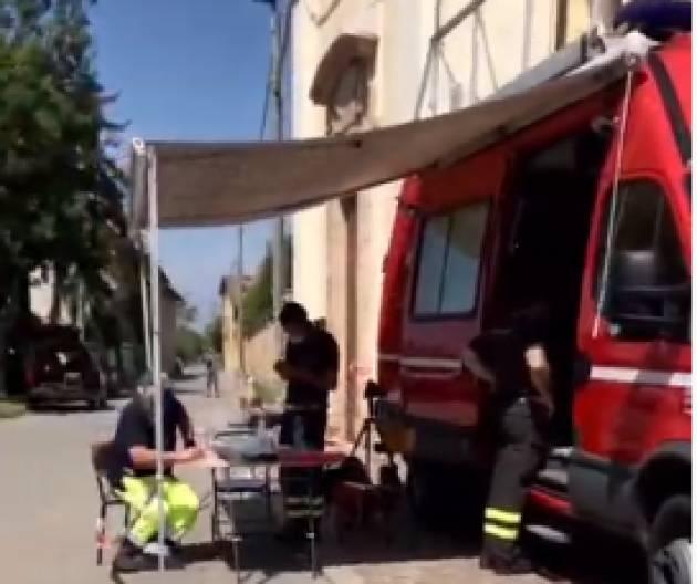 CREMA - VERGONZANA - CONTINUANO LE RICERCHE DI SABRINA (video)