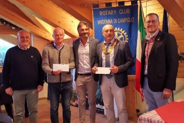 Grande successo per la Giornata di Amicizia Rotariana Madonna di Campiglio-Cremona, giunta alla 6° edizione