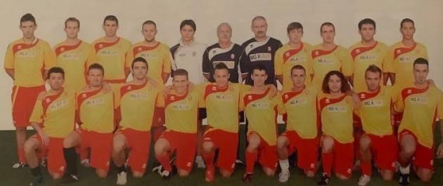 Ecco un'altra società storica del calcio provinciale, la Martelli di Piadena. Giorgio Barbieri (Cremona)