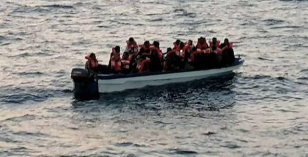 Migranti, 45 morti al largo della Libia. Oim-Unhcr: ''Il peggiore naufragio di quest'anno''