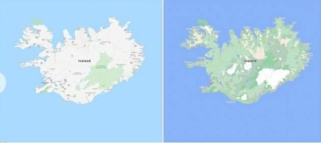 Zeus Google Maps guadagna più colori e più dettagli