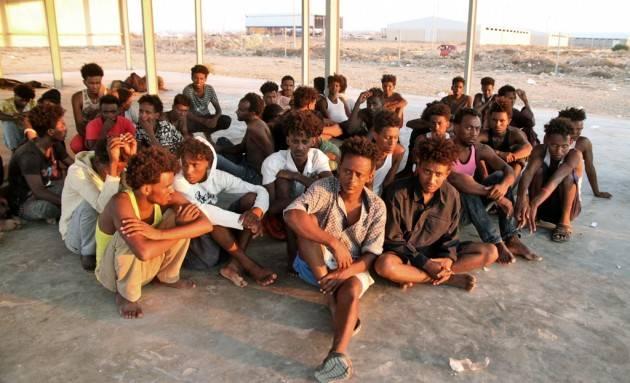 Pianeta Migranti Cremona . Libia, il racconto dei superstiti dell'ultima strage. 'Nessun medico ci cura'