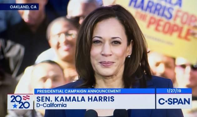 Kamala Harris: americana a tutti gli effetti e l'eleggibilità alla vice presidenza | Domenico Maceri, PhD,USA