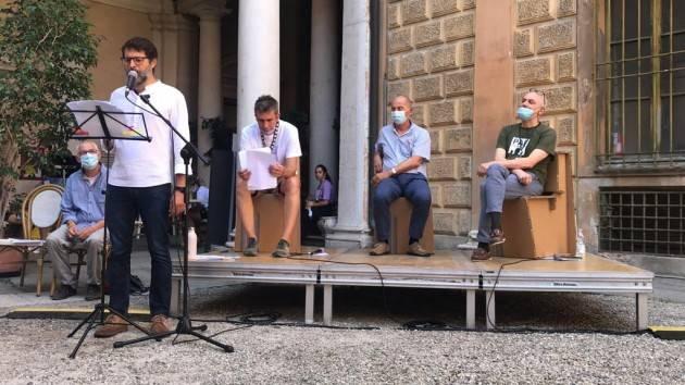 PAF Cremona mattinata sabato 22 agosto Storie di quartiere e Cronaca di un disastro non annunciato (video)