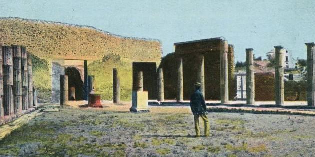 'Cartoline da Pompei' | Vincenzo Montuori (Cremona