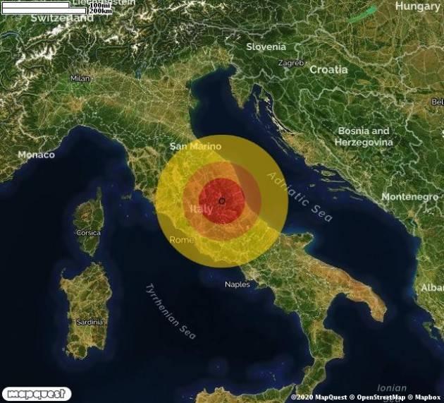 CNDDU  Anniversario terremoto di Amatrice e Accumoli 24 agosto 2016-2020