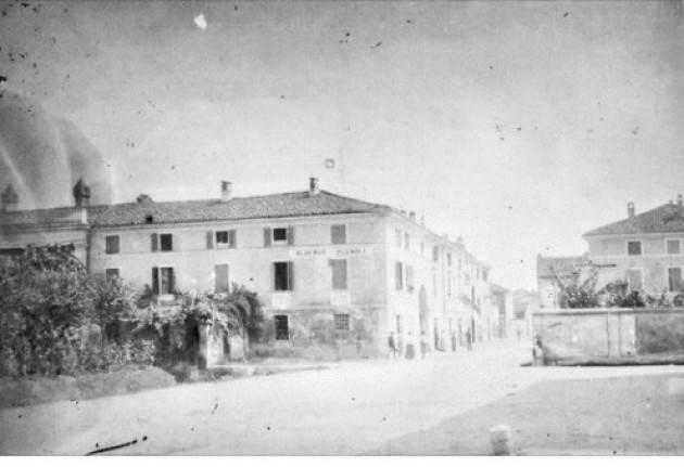Mario Bazzani (Torre dè Picenardi) Con le foto la storia del nostro paese