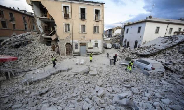 Terremoto. Furlan: 'Importante l'appello di Mattarella sulla mancata ricostruzione'