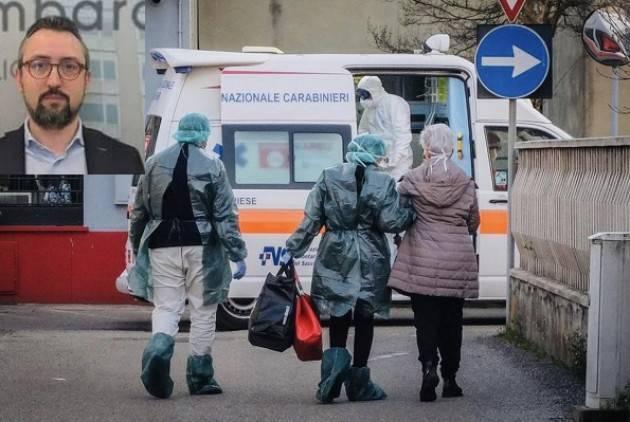 CORONAVIRUS, PILONI (PD): 'L'ASST DI CREMONA DIVENTA HUB PER L'EMERGENZA COVID, MA LA REGIONE È PRONTA?'