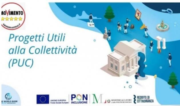 Luca Nolli (M5S Cremona ) Interrogazione – Progetti Utili alla Collettività