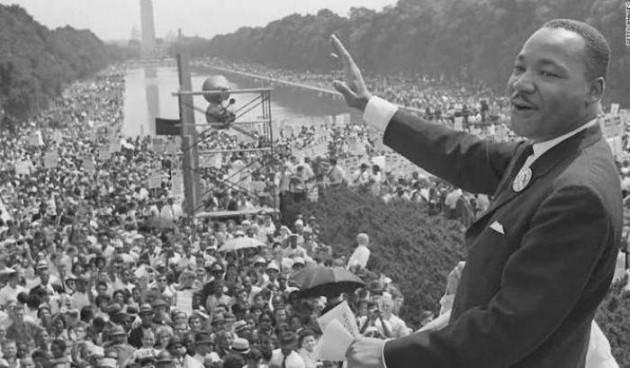 CNDDU Martin Luther King Anniversario discorso 'I have a dream' 2020