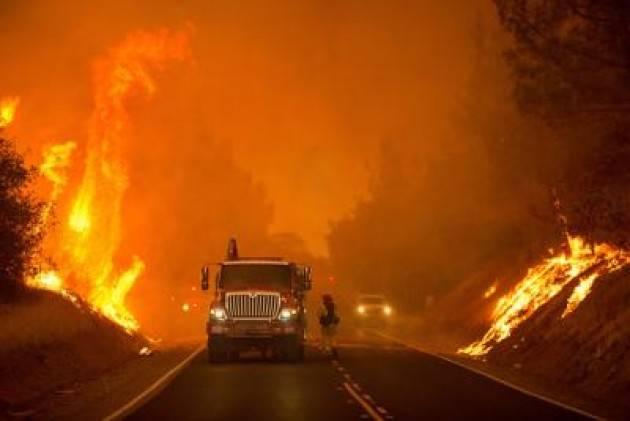 La California in fiamme: fra pandemia, incendi e gol politici | Domenico Maceri, PhD,USA