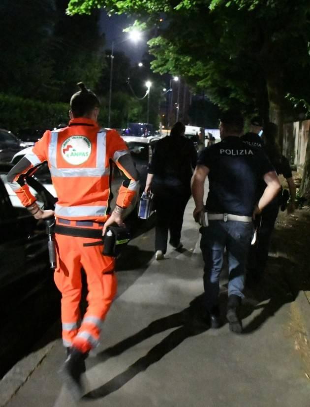 CREMA - ACCOLTELLAMENTO AL CAMPO DI MARTE