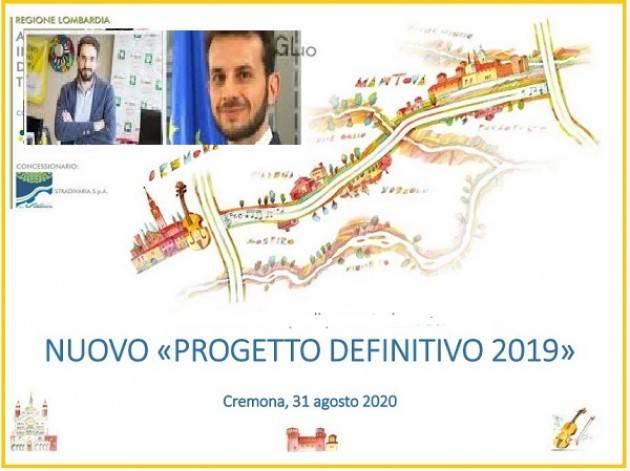 Andrea Fiasconaro e Degli Angeli (M5S Lombardia): Autostrada Cremona - Mantova, continua la farsa.