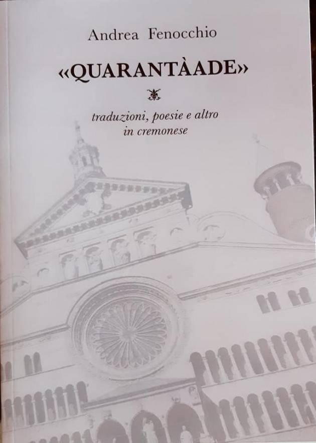Libreria Convegno Cremona SABATO 5 SETTEMBRE ORE 17.30 - QUARANTADE DI ANDREA FENOCCHIO