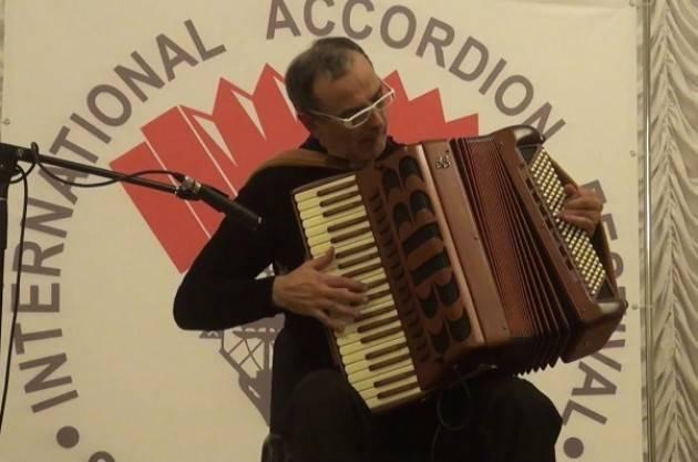 A Casalmaggiore Solo Accordion Recital Renzo Ruggieri, fisarmonica il 6 settembre