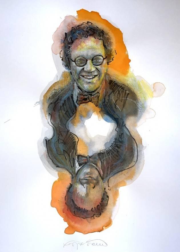 Philippe Daverio nel sentito ricordo dell'artista Mario Vespasiani