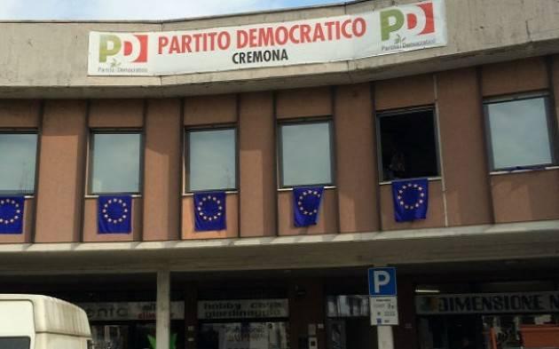 Referendum costituzionale: Assemblea provinciale PD Cremona convocata per mercoledì 9 settembre