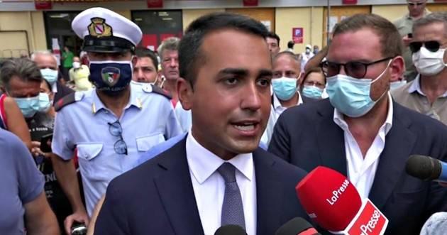 Di Maio: ''Non tornerò capo politico di M5S''