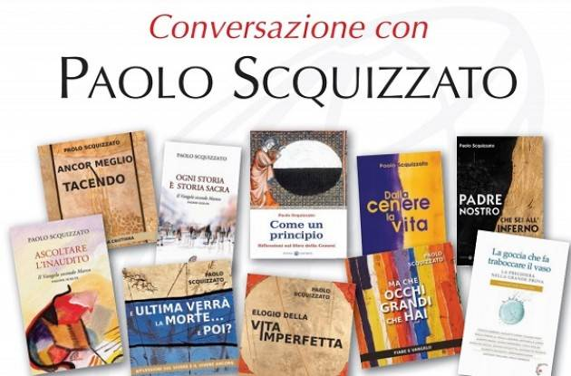 Paoline Cremona Conversazione con PAOLO SCQUIZZATO il 15 settembre