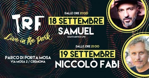 Il Tanta Roba Festival edizione 2020 si terrà presso i Bastioni di Porta Mosa