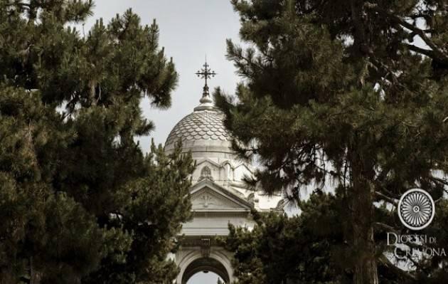 Martedì 15 settembre Messa al Cimitero di Cremona per le vittime di Covid-19