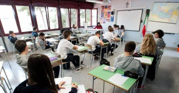 Virologo Clementi: ''A scuola rischi non diversi dagli altri ambienti di lavoro''