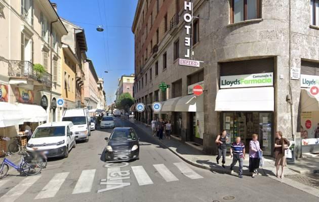 Cremona LAVORI STRADALI  SULLA RETE DEL TELERISCALDAMENTO DAL 14 AL 25 SETTEMBRE in Via Monteverdì
